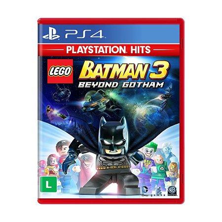 Jogo LEGO Batman 3: Beyond Gotham - PS4