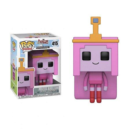 Boneco Princesa Jujuba 415 Adventure Time Minecraft - Funko Pop