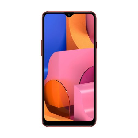 "Smartphone Samsung Galaxy A20s 32GB 13MP Tela 6,5"" Vermelho"