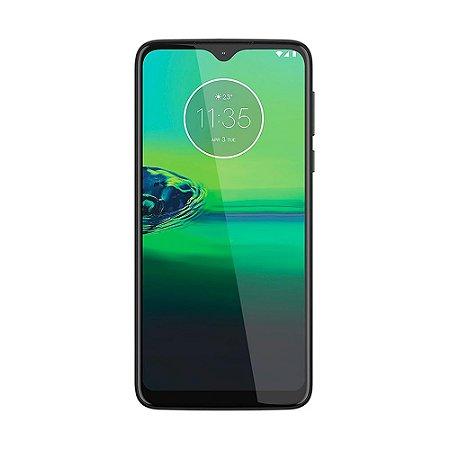"Smartphone Motorola Moto G8 Play 32GB 13MP Tela 6,2"" Preto Ônix"