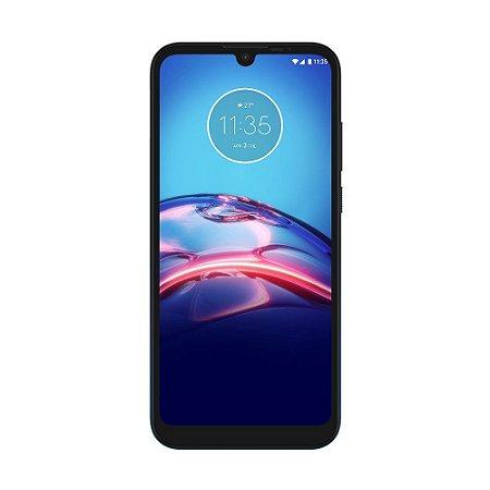 "Smartphone Motorola Moto E6s 32GB 13MP Tela 6,1"" Azul Navy"