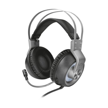 Headset Gamer Trust GXT 4376 Ruptor 7.1 com fio - PC