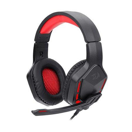Headset Gamer Redragon Themis 2 H220N com fio - PC