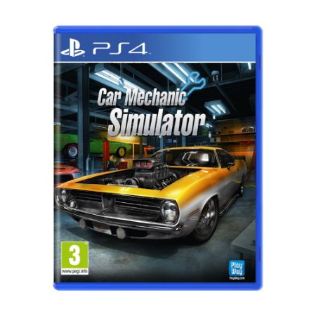 Jogo Car Mechanic Simulator - PS4