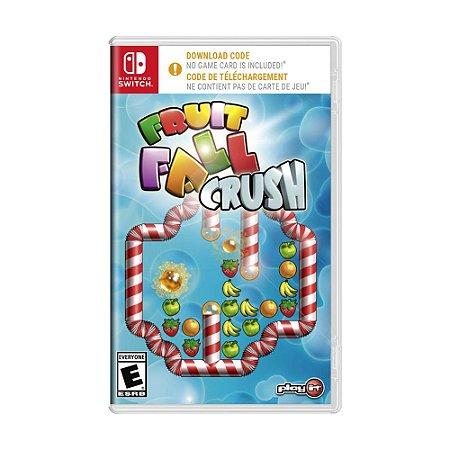 Jogo FruitFall Crush - Switch