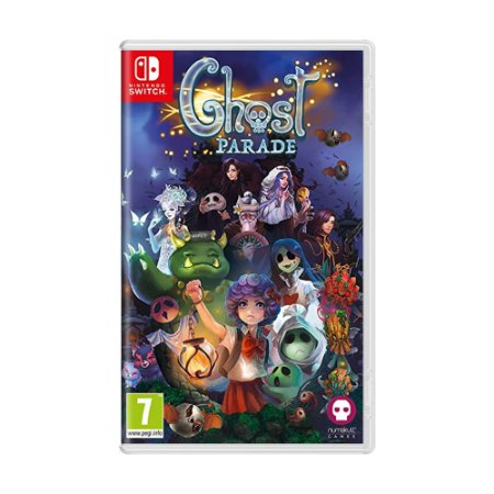 Jogo Ghost Parade  - Switch