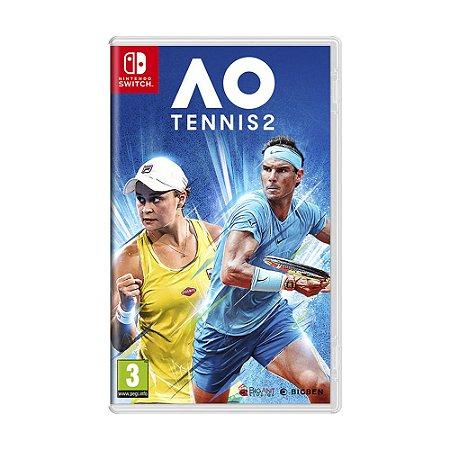 Jogo AO Tennis 2 - Switch