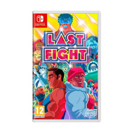 Jogo LastFight - Switch