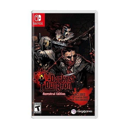 Jogo Darkest Dungeon (Ancestral Edition) - Switch