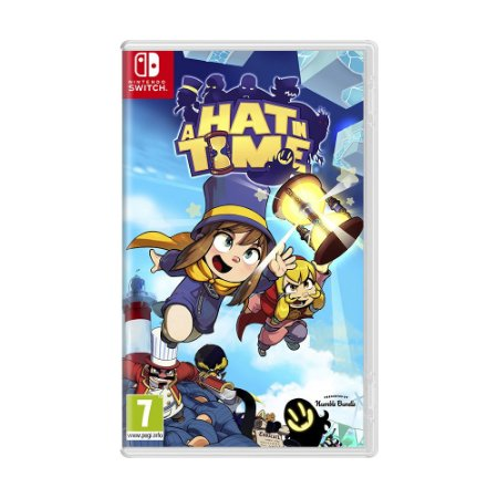 Jogo A Hat In Time - Switch