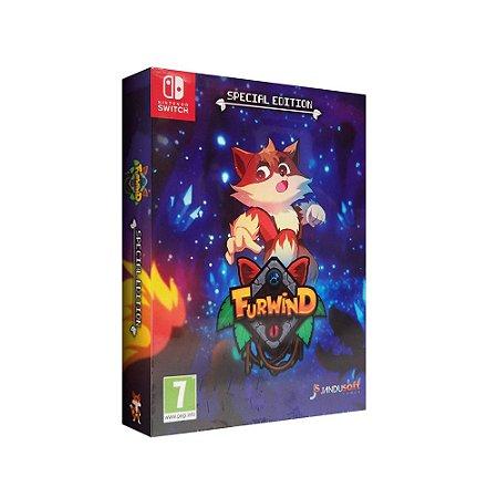 Jogo Furwind (Special Edition) - Switch