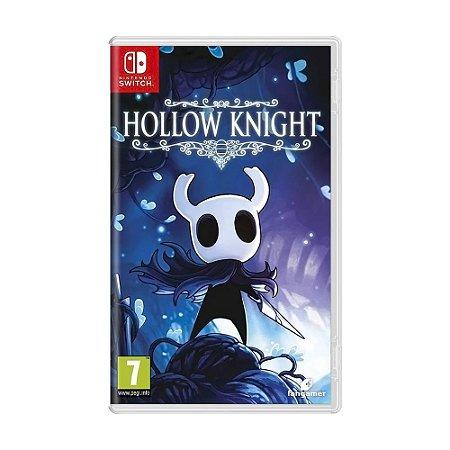 Jogo Hollow Knight - Switch