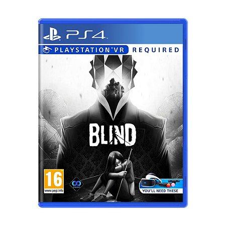 Jogo Blind - PS4