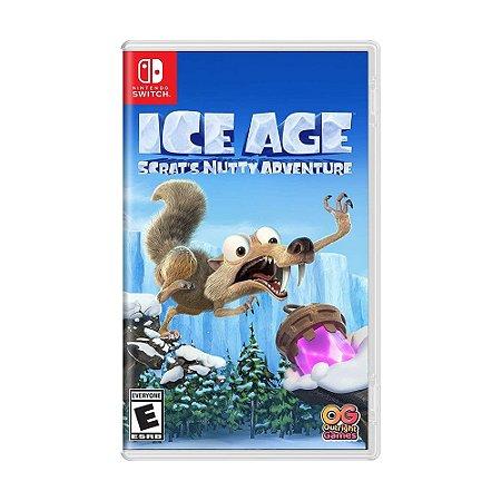Jogo Ice Age: Scrat's Nutty Adventure - Switch