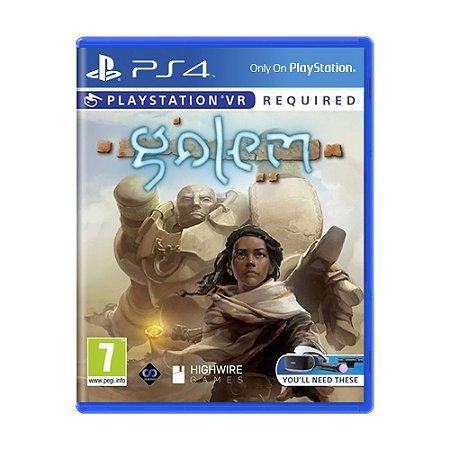 Jogo Golem - PS4
