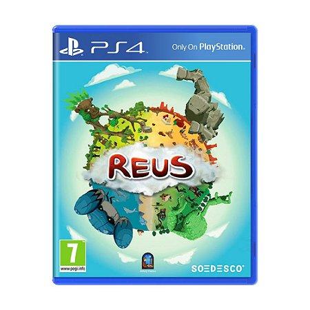 Jogo Reus - PS4