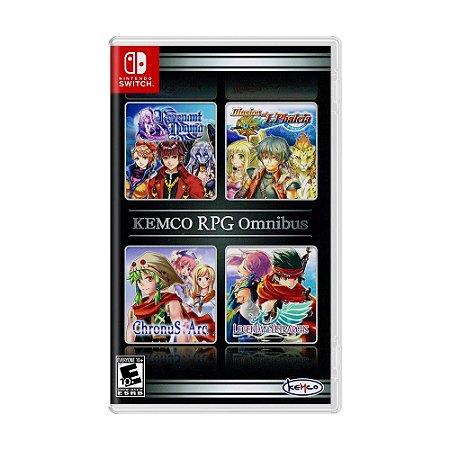 Jogo KEMCO RPG Omnibus - Switch