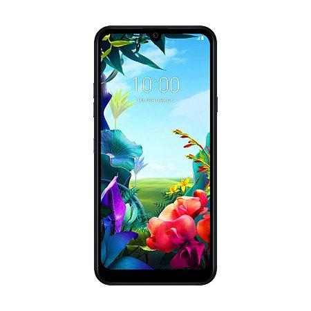 "Smartphone LG K40S 32GB 13MP Tela 6,1"" Preto"