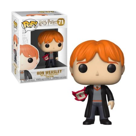 Boneco Ron Weasley 71 Harry Potter - Funko Pop!