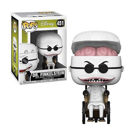 Boneco Dr. Finkelstein 451 Disney - Funko Pop!