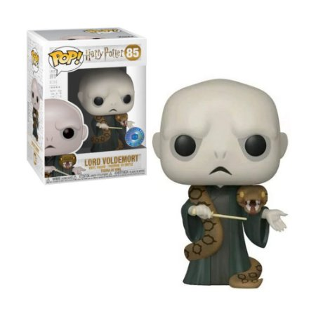 Boneco Lord Voldemort 85 Harry Potter (Pop in a Box Exclusive) - Funko Pop!