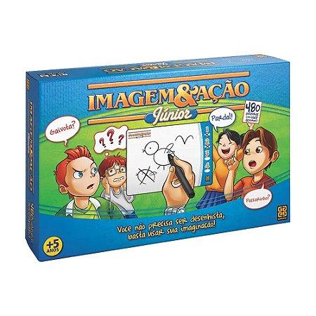 Jogo de Tabuleiro Hasbro Imagem & Ação Junior