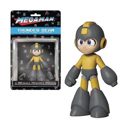 Boneco Thunder Beam Mega Man - Funko