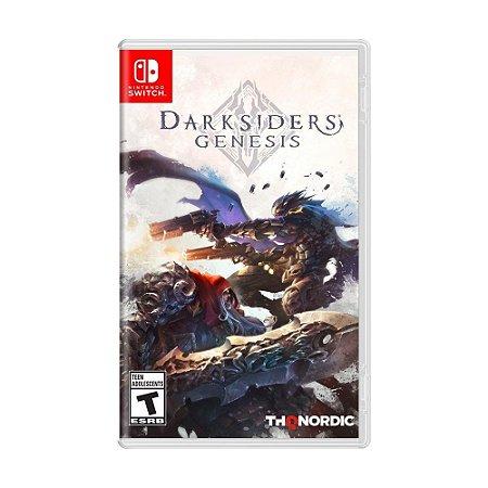 Jogo Darksiders Genesis - Switch