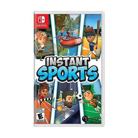 Jogo Instant Sports - Switch