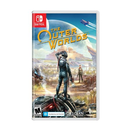 Jogo The Outer Worlds - Switch