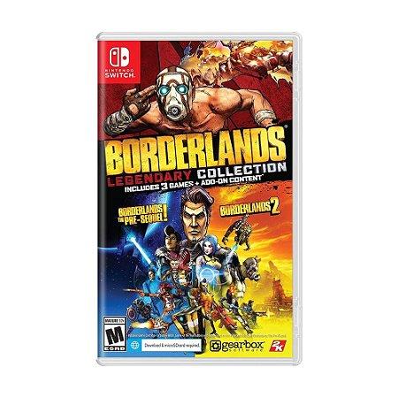 Jogo Borderlands Legendary Collection - Switch