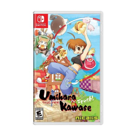 Jogo Umihara Kawase Fresh! - Switch
