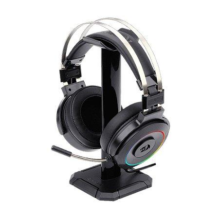 Headset Gamer Redragon Lamia 2 7.1 H320RGB-1 RGB com fio - PC