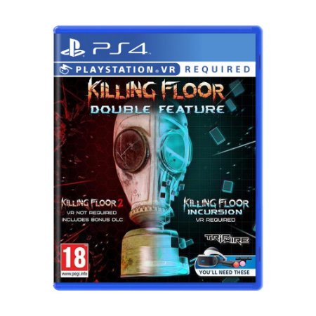 Jogo Killing Floor: Double Feature - PS4 VR