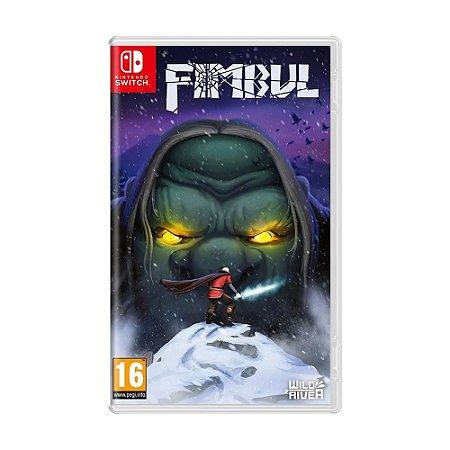 Jogo Fimbul - Switch