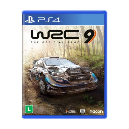Jogo WRC 9: FIA World Rally Championship - PS4
