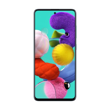 "Smartphone Samsung Galaxy A51 128GB 48MP Tela 6,5"" Azul"