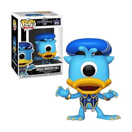 Boneco Donald (Monster's INC.) 410 Kingdom Hearts - Funko Pop!