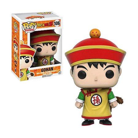 Boneco Gohan 106 Dragon Ball Z - Funko Pop!