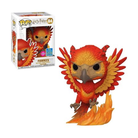 Boneco Fawkes 84 Harry Potter (Limited Edition) - Funko Pop!