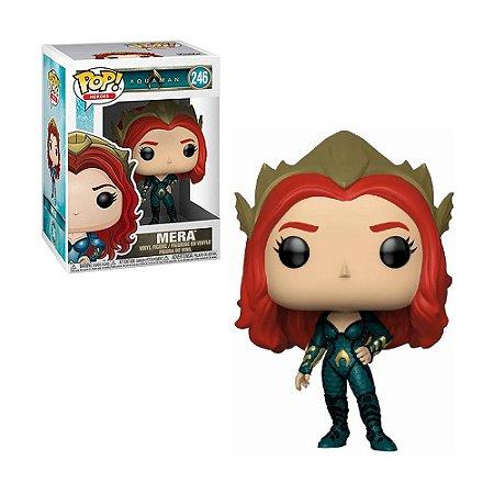 Boneco Mera 246 Aquaman - Funko Pop!