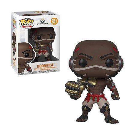 Boneco Doomfist 351 Overwatch - Funko Pop!