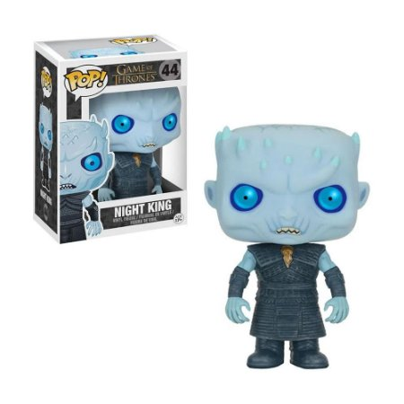 Boneco Night King 44 Game of Thrones - Funko Pop!