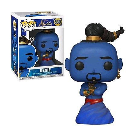 Boneco Genie 539 Disney Aladdin - Funko Pop!