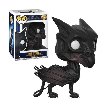 Boneco Thestral 17 Fantastic Beasts - Funko Pop!