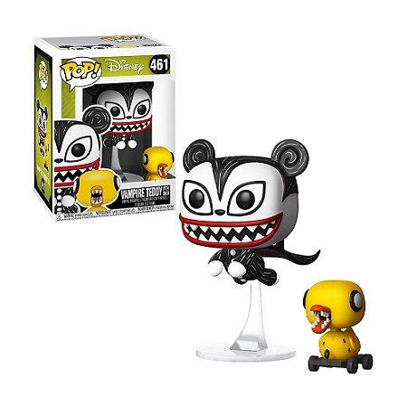 Boneco Vampire Teddy with Duck 461 Disney - Funko Pop!