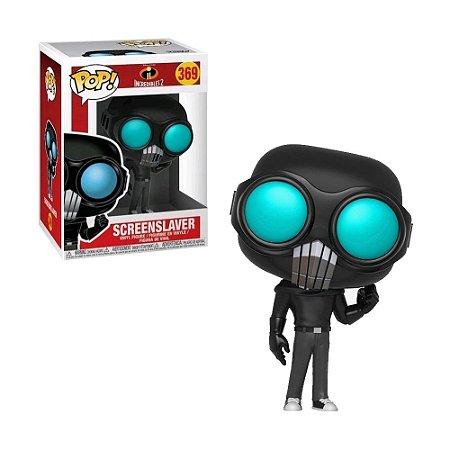 Boneco Screenslaver 369 Disney Incredibles 2 - Funko Pop!