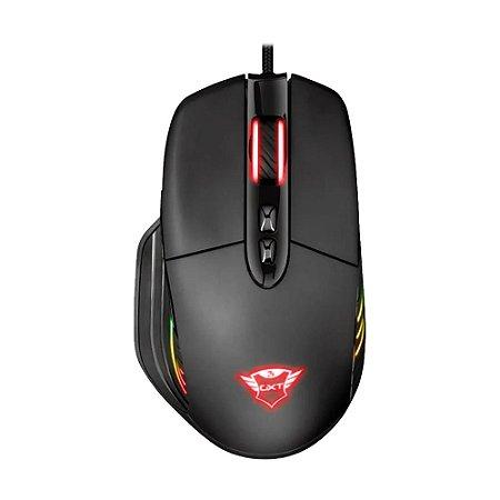 Mouse Gamer Trust Xidon GXT 940 RGB 10000 DPI com fio - PC