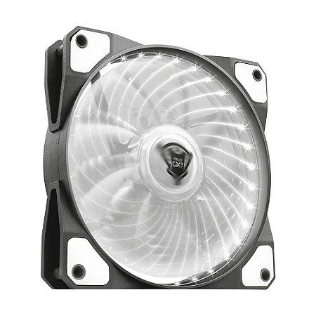 Fan Trust GXT 762W Branco 1300 RPM - PC