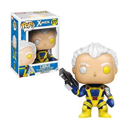 Boneco Cable 177 X-Men - Funko Pop!